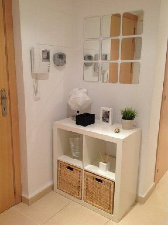 Ideas para decorar un recibidor decorar tu casa es for Garderobe como