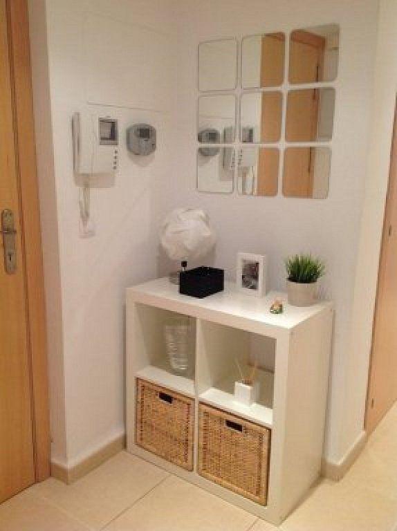 ideas para decorar un recibidor decorar tu casa es facilisimocom - Decorar Un Recibidor