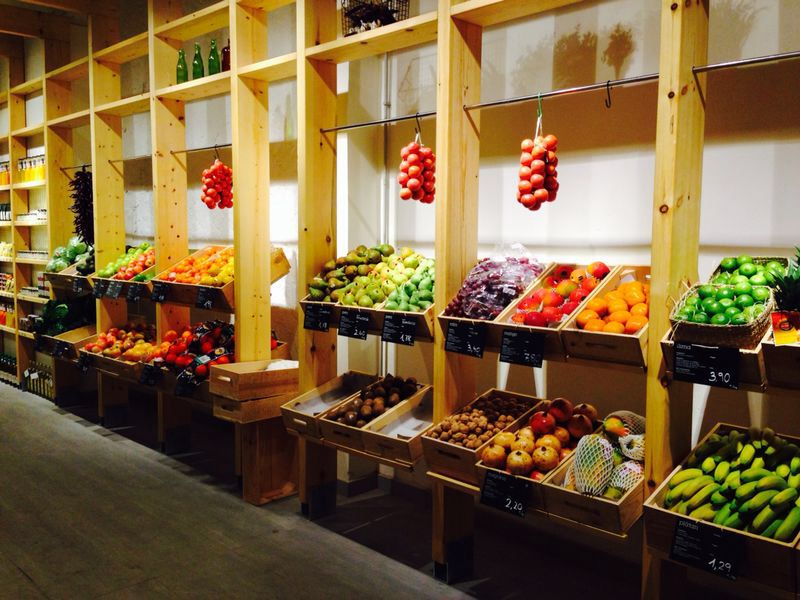 _lamercè fruit vegetables & nutrition #barcelona #fruit #