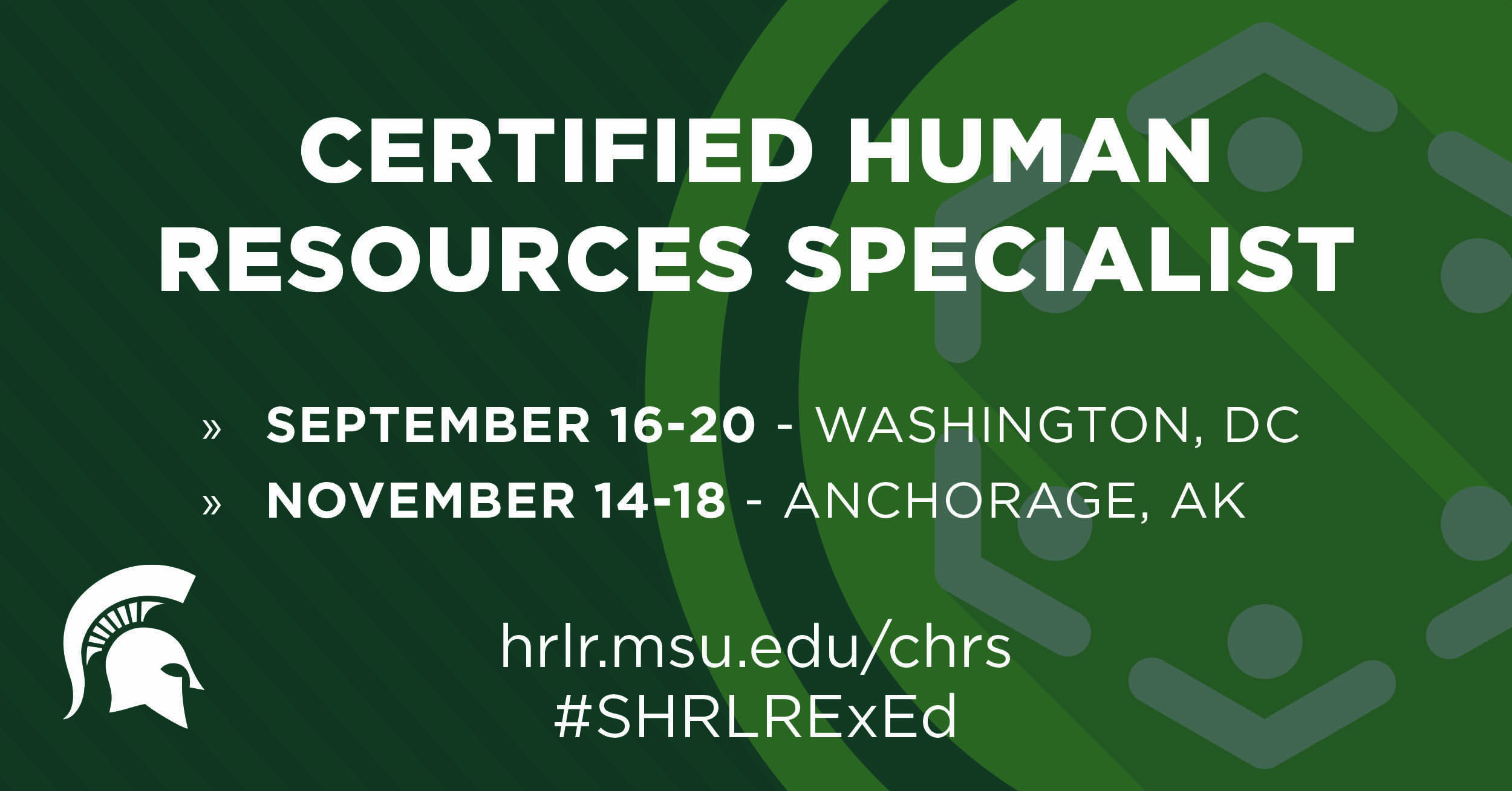 Certified human resources specialist chrs programs