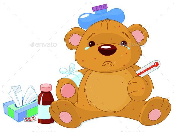 Sick Teddy Bear Gif Fotos