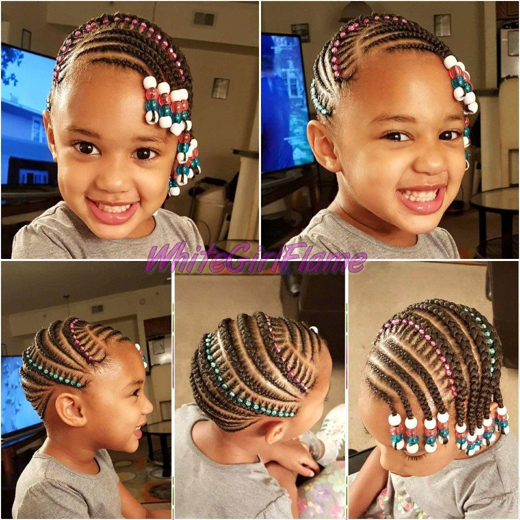 Merveilleux Coiffure Tresses Nattes Pour Enfant Afro Afrodelicious Coiffure Africaine Pour Fill Cheveux De Petites Filles Coiffure Enfant Coiffures Pour Enfant