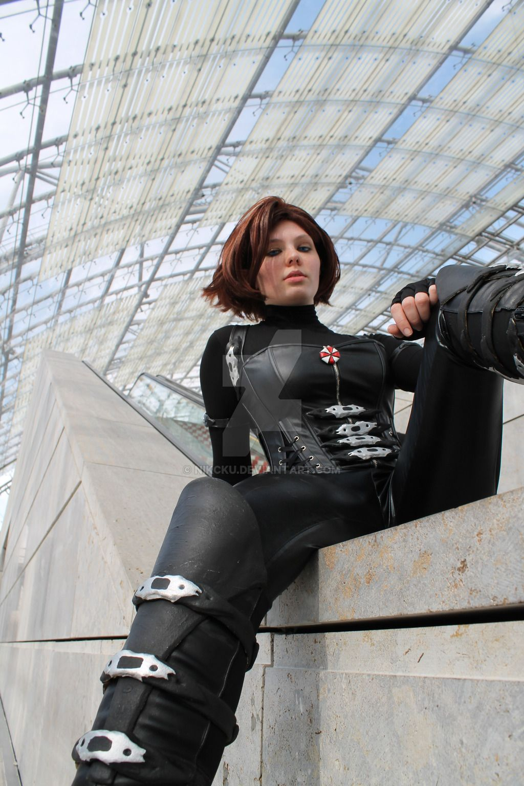 Image result for alice resident evil cosplay