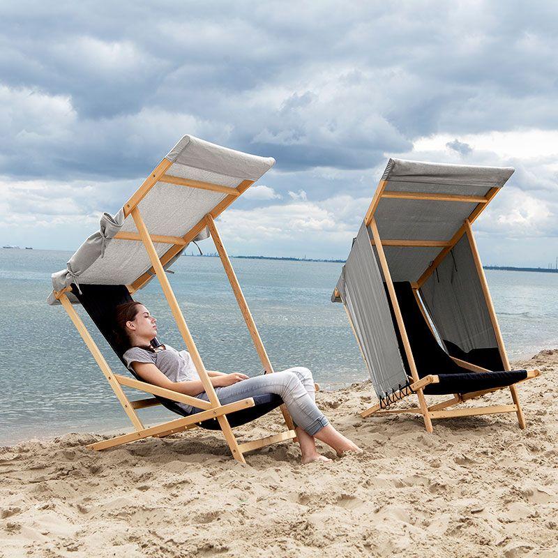 Furniture Garden Patio Gdynia Beach Chair Busyboo Beach Chairs Beach Lounge Chair Diy Chair