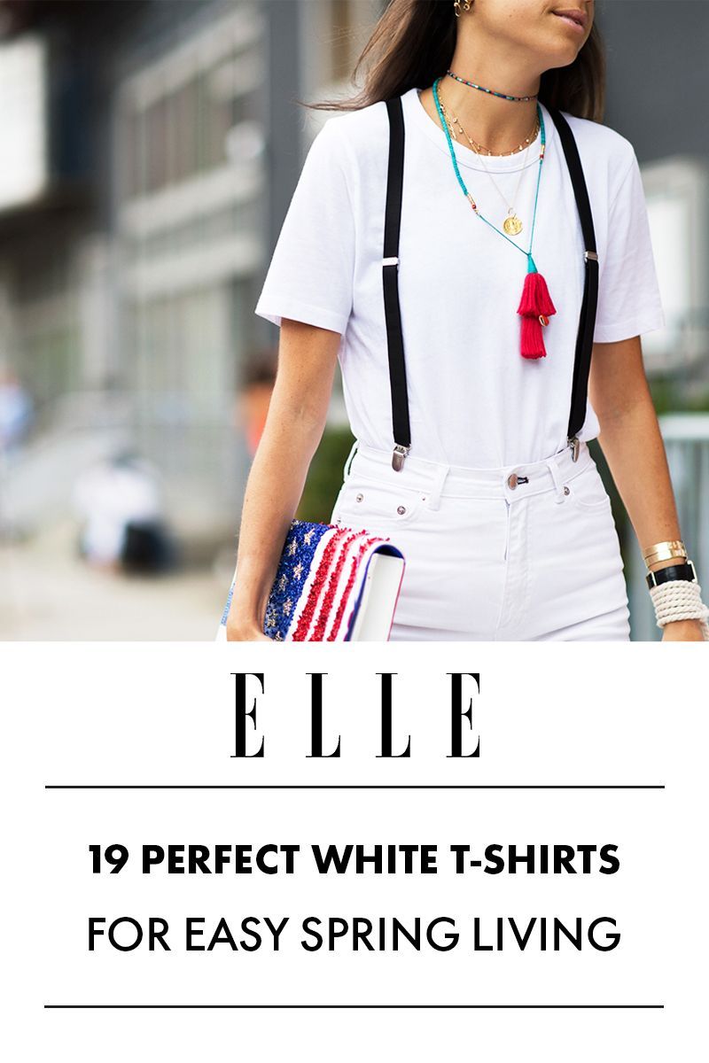 10 White T-Shirts for Those Days When You Just Can't Deal