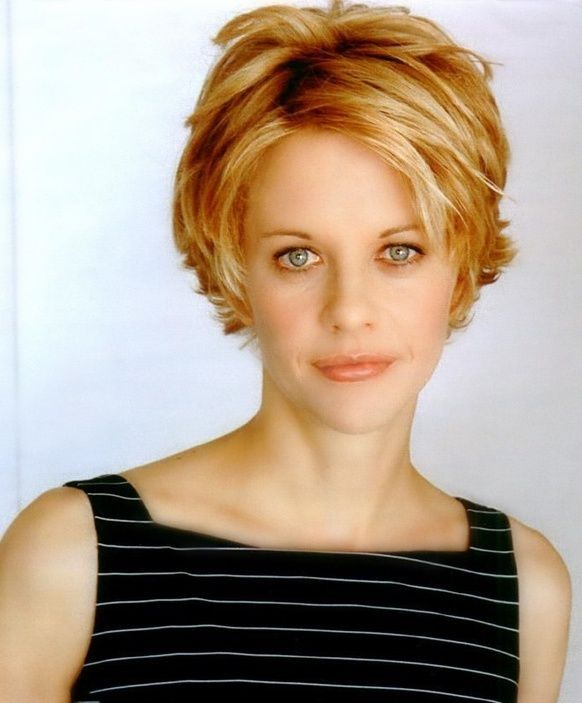 Short Hairstyles For Over 50 With Thick Hair Short Hairstyles