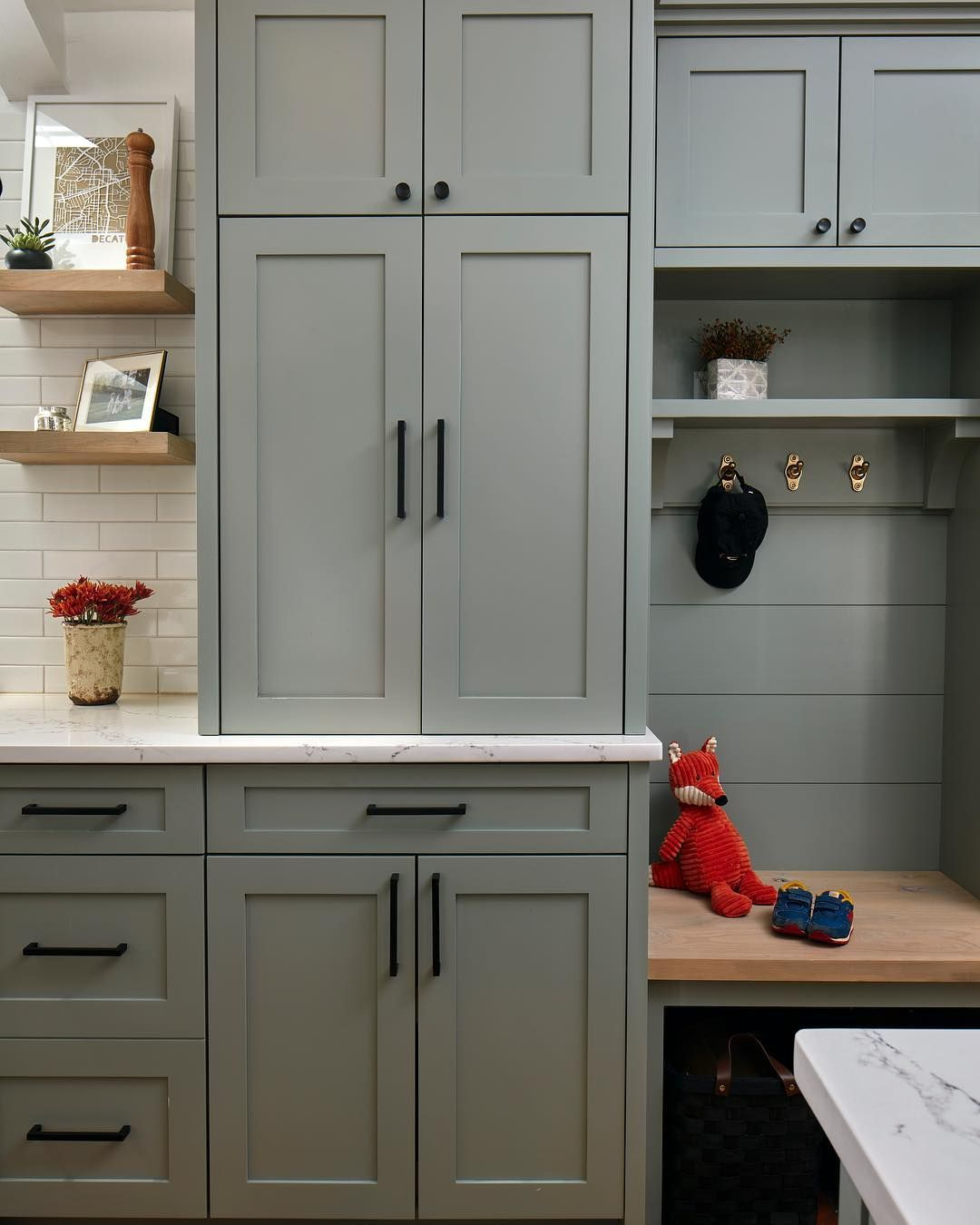 Best Farrow Ball Pigeon Kitchen Cabinets With Images 400 x 300