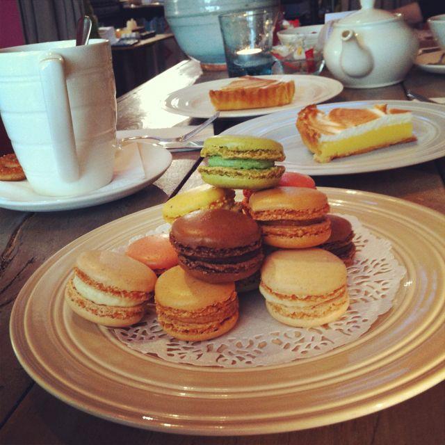Belgian Lemon Tea Cake Recipe Sbs Food: Salon De Thé Claude , Antwerp , Antwerpen , Belgium