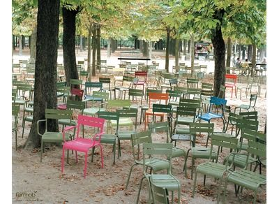 Fermob Chaise Luxembourg Fermob Garden Chairs Rustic Gardens