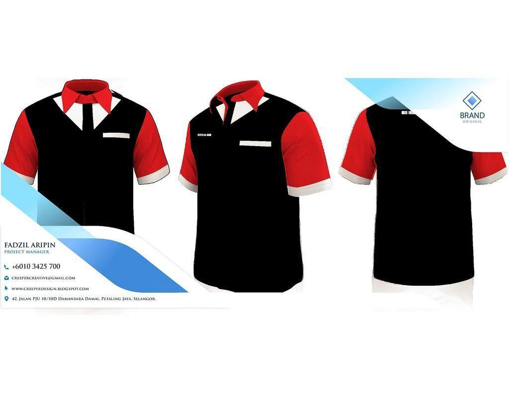 Baju Korporat Lelaki Corporate Shirts Corporate Uniforms Shirt Designs