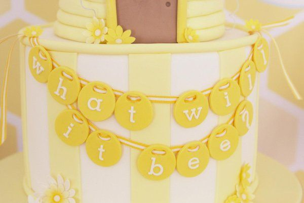 What Will It Bee? :: Gender Reveal Party Inspiration