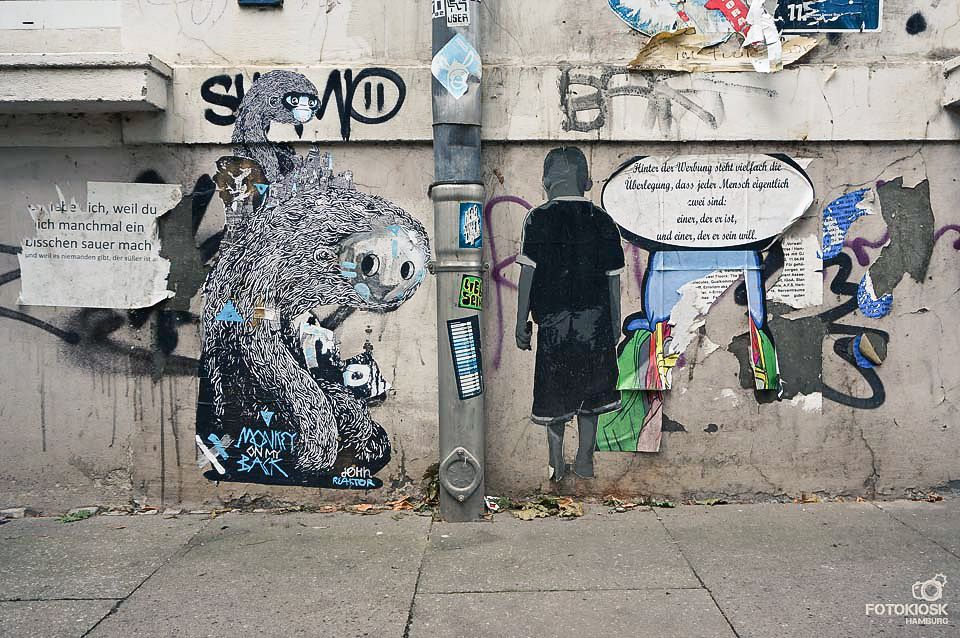 Künstler Hamburg diverse künstler hamburg streetart marshal arts and