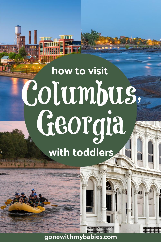 How Far Is Columbus Ga From Atlanta