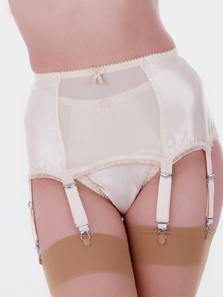 214afb588 Harlow Deep Garter Belt L2017  55.00 AT vintagedancer.com