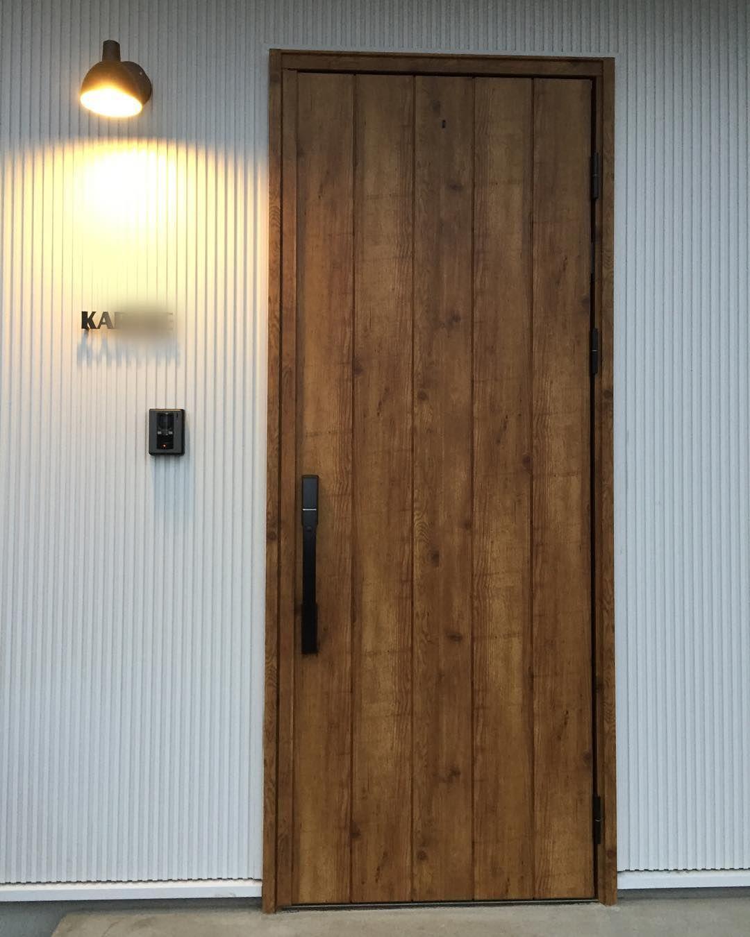Home Decor おしゃれまとめの人気アイデア Pinterest Lualy 2020 現代的な玄関ドア ドア 玄関