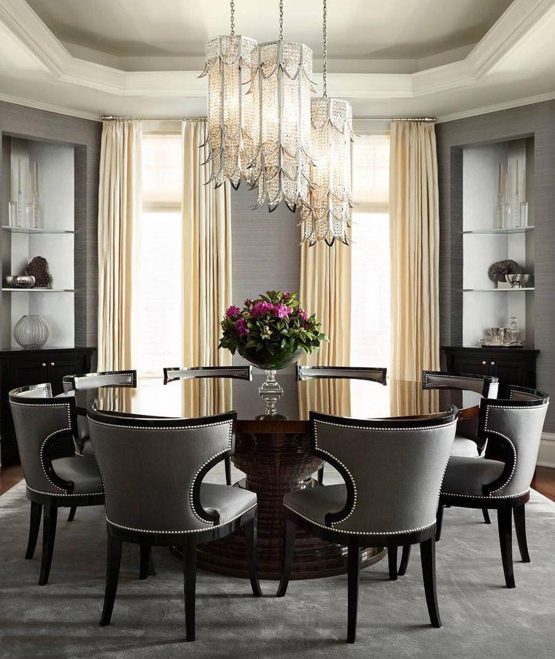 Beautiful Rooms Stunning Interiors Fabulous Home Decor In 2020 Elegant Dining Room Luxury Dining Room Luxury Dining