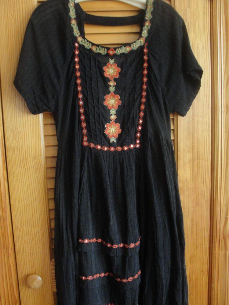 Free People Peasant Dress