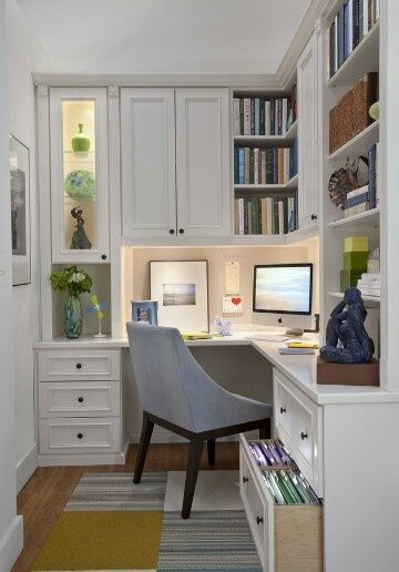 Office Nooks Office Nook Home Ideas Arredamento Case