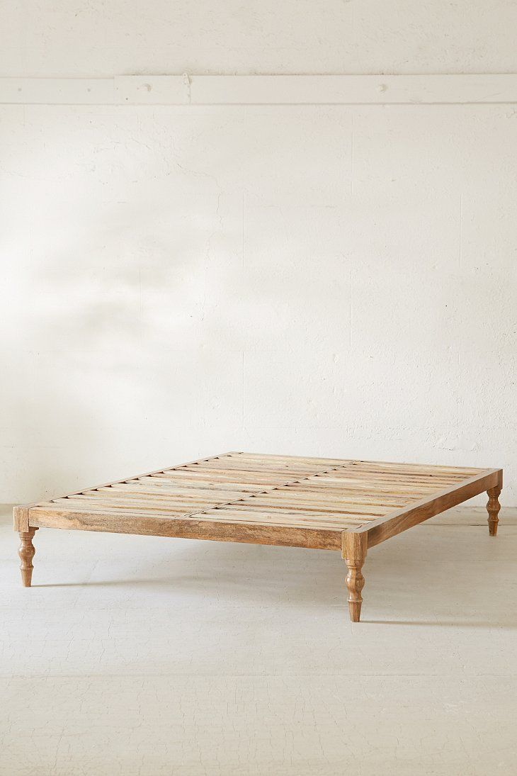 Bohemian Platform Bed Bohemian Platform Bed Boho Bed