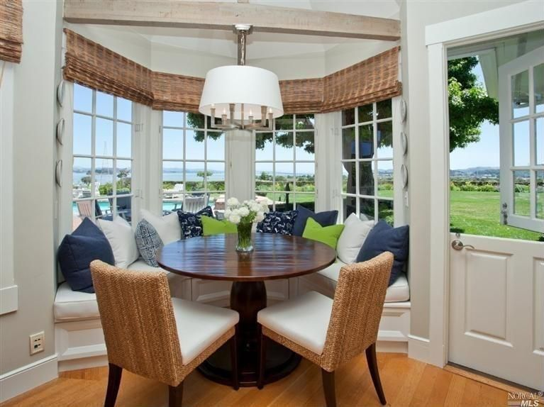 Cottage Dining Room - Come find more on Zillow Digs!
