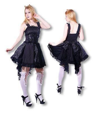 Pin auf Gothic Kleider