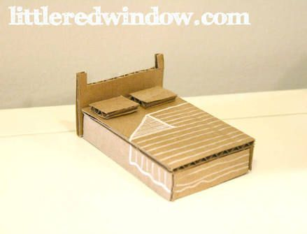 doll furniture recycled materials. Image Result For How To Make Toys Out Of Recycled Materials:dolls Bed Doll Furniture Materials O