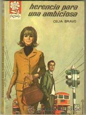 PIMPINELA Nº 1017 EDI. BRUGUERA 1966 - CELIA BRAVO - PORTADA DE ANTONIO BERNAL