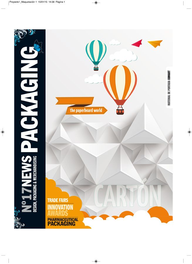 Portada Revista News Packaging 17