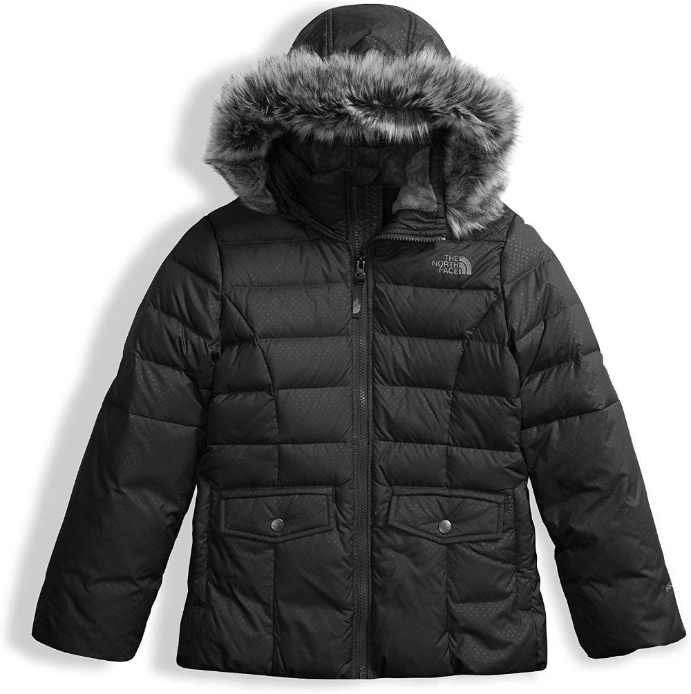 Amazon Com The North Face Girl S Gotham 2 0 Down Jacket Clothing North Face Girls North Face Jacket Down Puffer Coat [ 1004 x 1000 Pixel ]