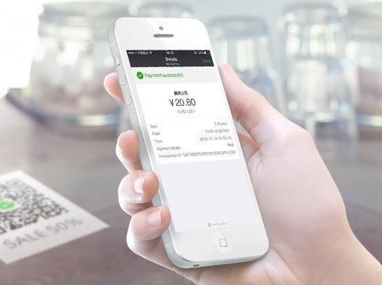 Apple is now accepting Wechat Pay in China It service