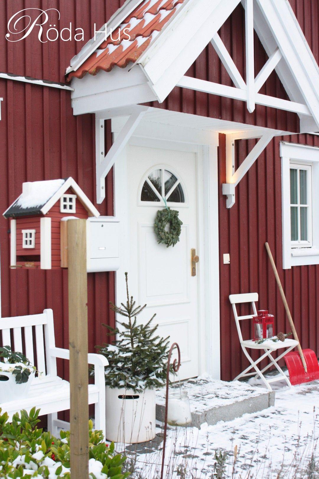 pin von m w auf schweden pinterest schwedenhaus eingang und haust ren. Black Bedroom Furniture Sets. Home Design Ideas