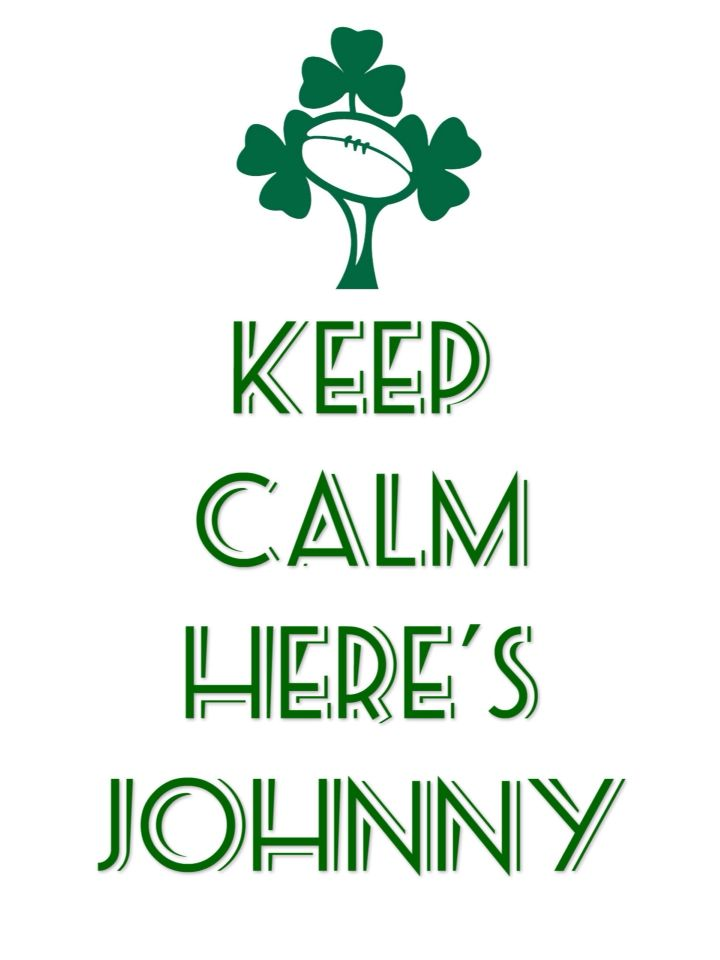 Ireland Rugby Tshirt Support The Boys In Green With This Unique New