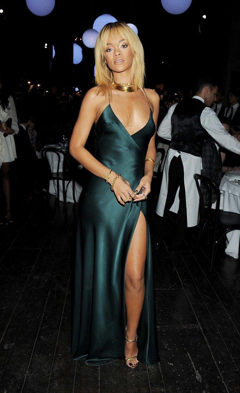 Pin By Johnelle Ennis On Fashion Fashion Week Pictures Green Satin Dress Fashion [ 1280 x 782 Pixel ]