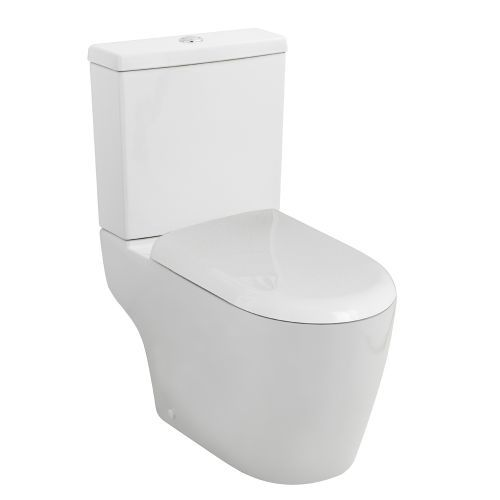 This outstanding toilet pan, cistern and seat offers luxury and style without the costly price tag. A vital addition for any bathroom, it is manufactured from the highest quality vitreous china and includes a soft close seat ensuring long-lasting resilience.