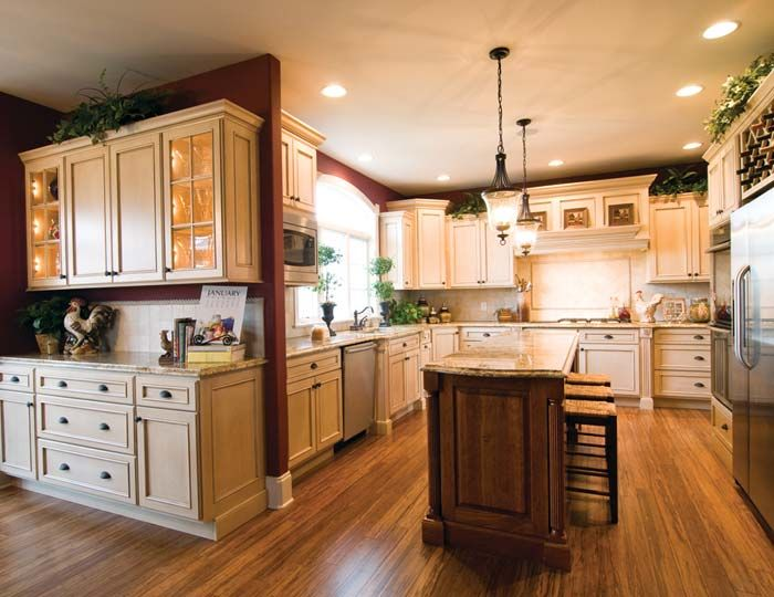 Best How To Do A Semi Custom Decorating Kitchen Cabinets Online 400 x 300