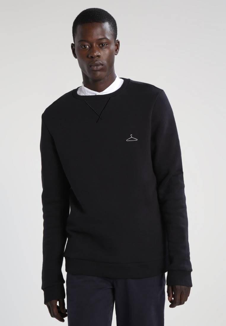 d74016c4 Holzweiler. Sweatshirts - black. Fit:normal. Materialets detaljer:sweat.  Mønster