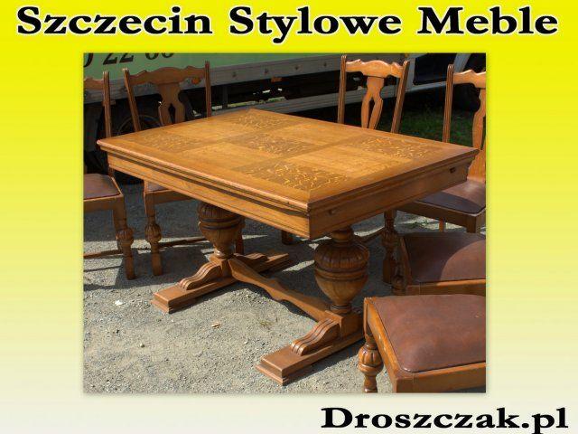 Sz N Rozkladany Solidny Stol Flamand K13 4578508562 Oficjalne Archiwum Allegro Home Decor Furniture Decor