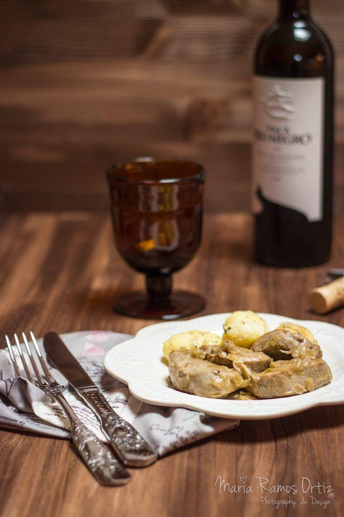 Solomillos Al Whisky Cocinandoespero Solomillo Al Whisky Recetas De Comida Comida