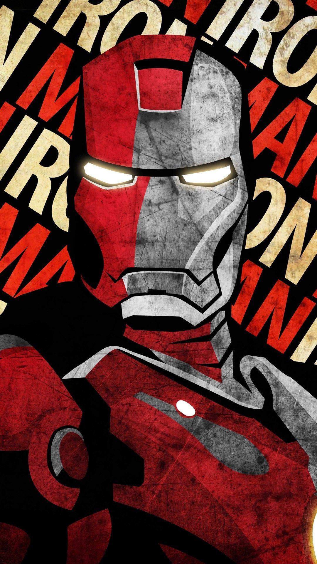 Iron Man HD Wallpapers Backgrounds Wallpaper
