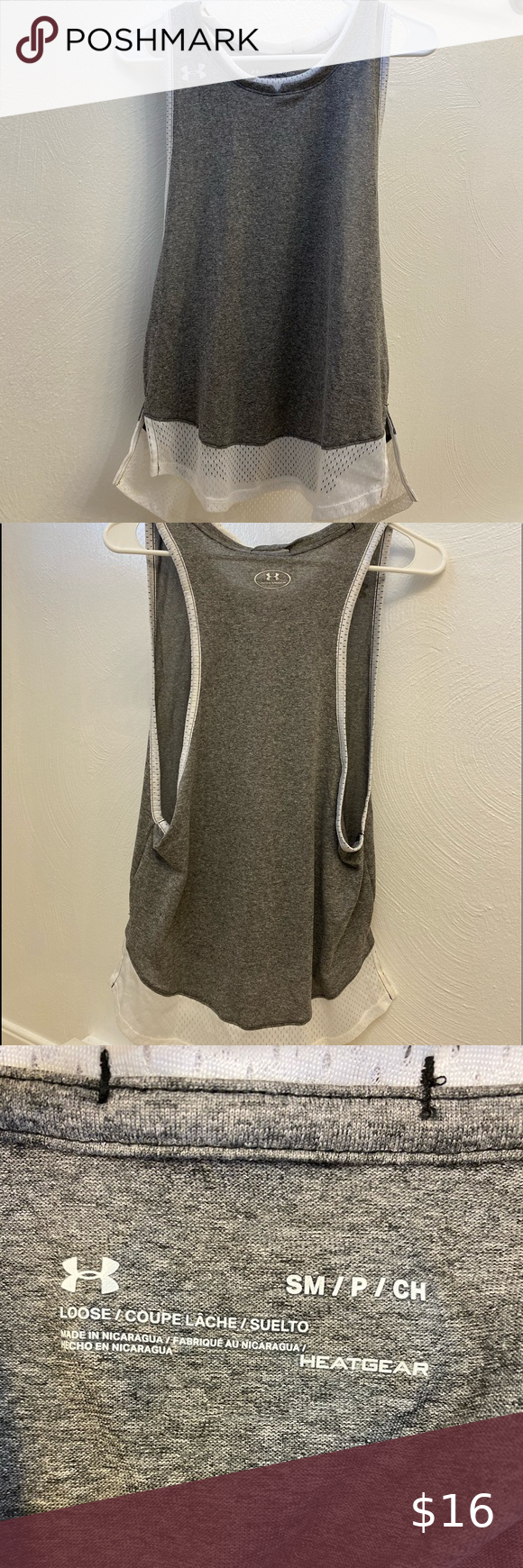 ⭐️ New w/o tags Under Armour tank ⭐️ UA tank, never worn- perfect for su…