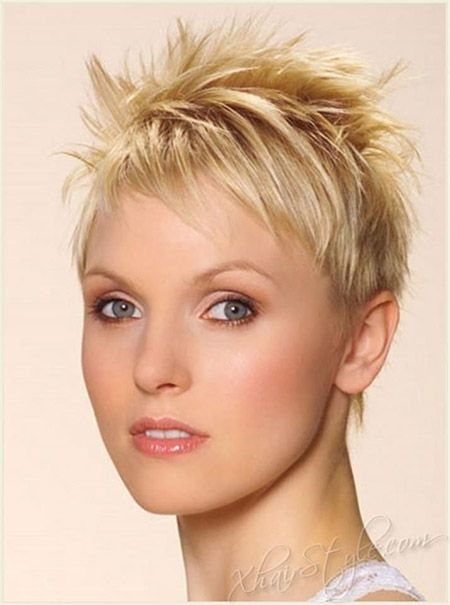 Astounding 1000 Images About Hair Styles On Pinterest Short Spiky Hairstyles For Men Maxibearus