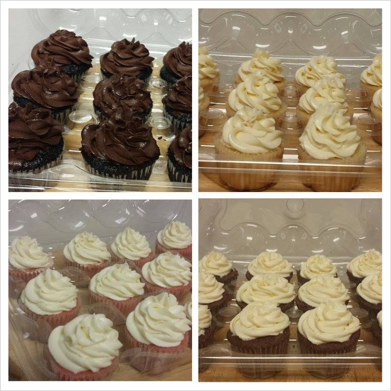 Another lovely photo from Cassidy McNary. Using our cupcake containers.