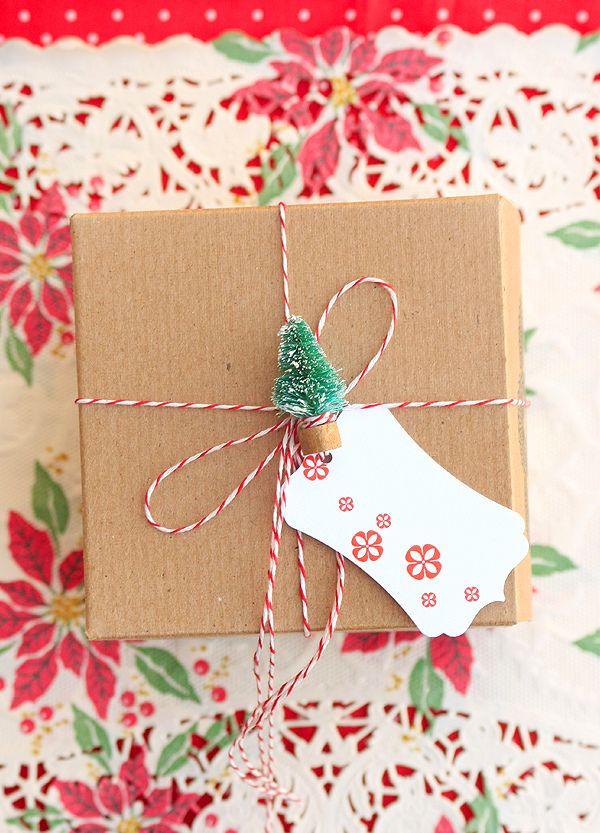 christmassy CHRISTMAS Pinterest Regalitos, Envuelto y Envolver - envoltura de regalos originales