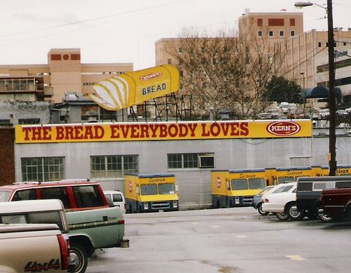 Kern S Bread Sara Lee Bakery Knoxville Tn With Images