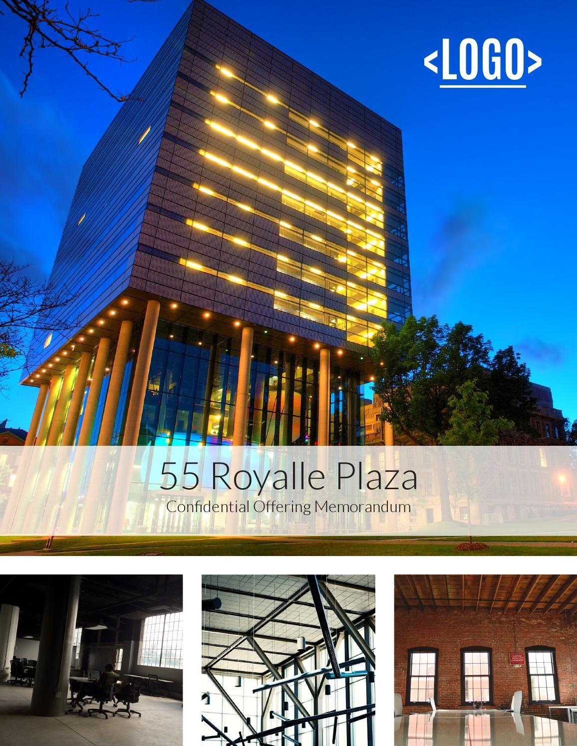 Royalle Offering Memorandum Template Memorandum Template Memorandum Web Design Projects