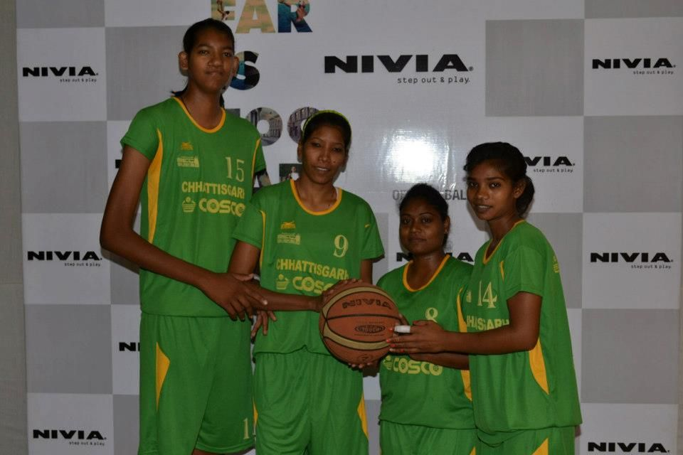 Chhattisgarh girls team.   Basketball Tournament   Pinterest