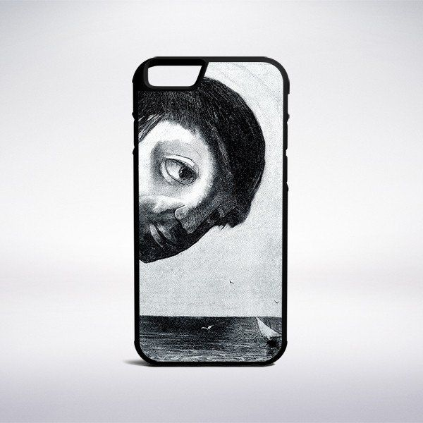 Odilon Redon - Guardian Spirit Of The Waters Phone Case – Muse Phone Cases