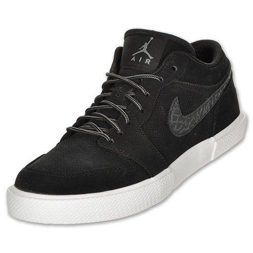 air jordan retro v.1 mens casual shoes white