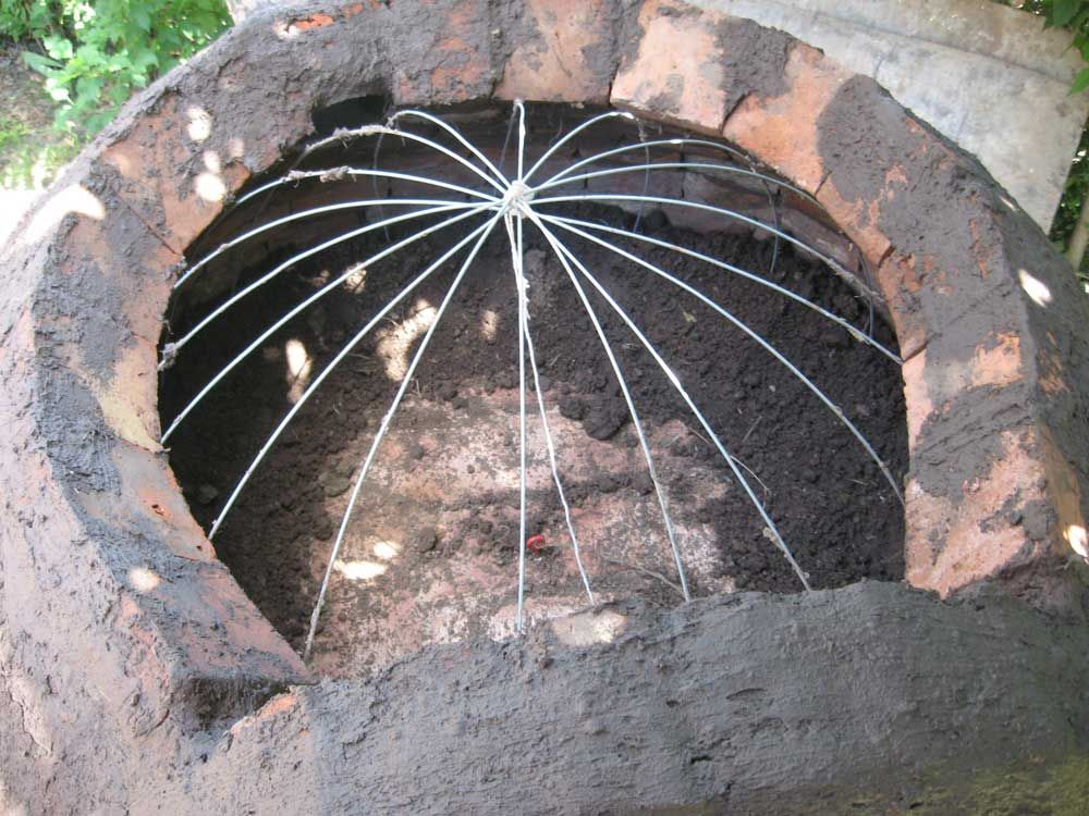 Como hacer un hornito de barro taringa escalera casa - Materiales para hacer un horno de lena ...