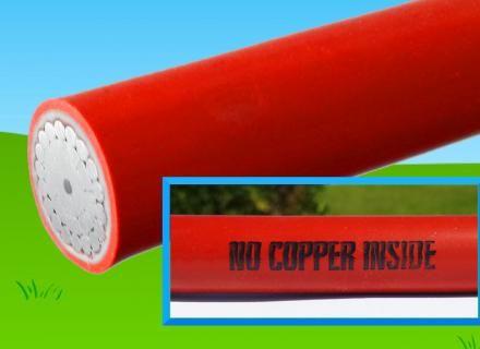 Anti-theft solutions: no copper inside!   De Angeli Prodotti